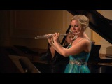 Liebermann - Sonata for Flute and Piano - Kate Lemmon, flute