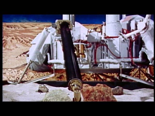 Вселенная. 1 сезон, 2 серия. Марс - красная планета.