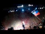 Концерт 9 мая в Донецке. Юлия Андреева