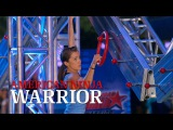 Kacy Catanzaro at the 2014 Dallas Finals American Ninja Warrior