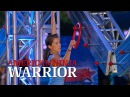Kacy Catanzaro at the 2014 Dallas Finals American Ninja Warrior