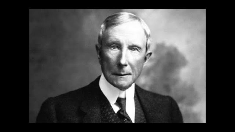 Джон Рокфеллер John Rockefeller. Гении и злодеи.