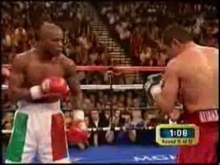 Floyd Mayweather Jr. vs Oscar De La Hoya / Флойд Мэйвезер-мл. - Оскар де ла Хойя