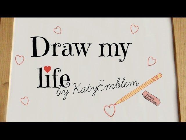 История моей жизни | Draw my life ♥