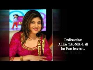 Bengali Sad Song Collection of Alka Yagnik | PART 1/4