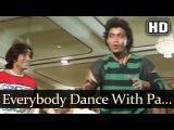 Клип Everybody Dance With Pa Pa  к фильму Танцуй, танцуй - Митхун Чакраборти