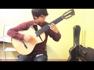 La Granada by Jeremy Choi (Classical guitar)