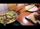 Овощное рагу с фасолью Просто вкусно недорого