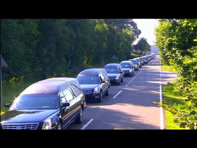 MH17: тела погибших доставлены в Нидерланды