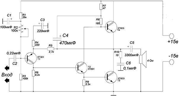 Можно ли заменить транзисторы