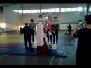 Марат Нагоев - Награждение. Кулиевский турнир по вольной борьбе 2015