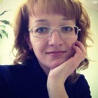 Анкета Марина Журавлева