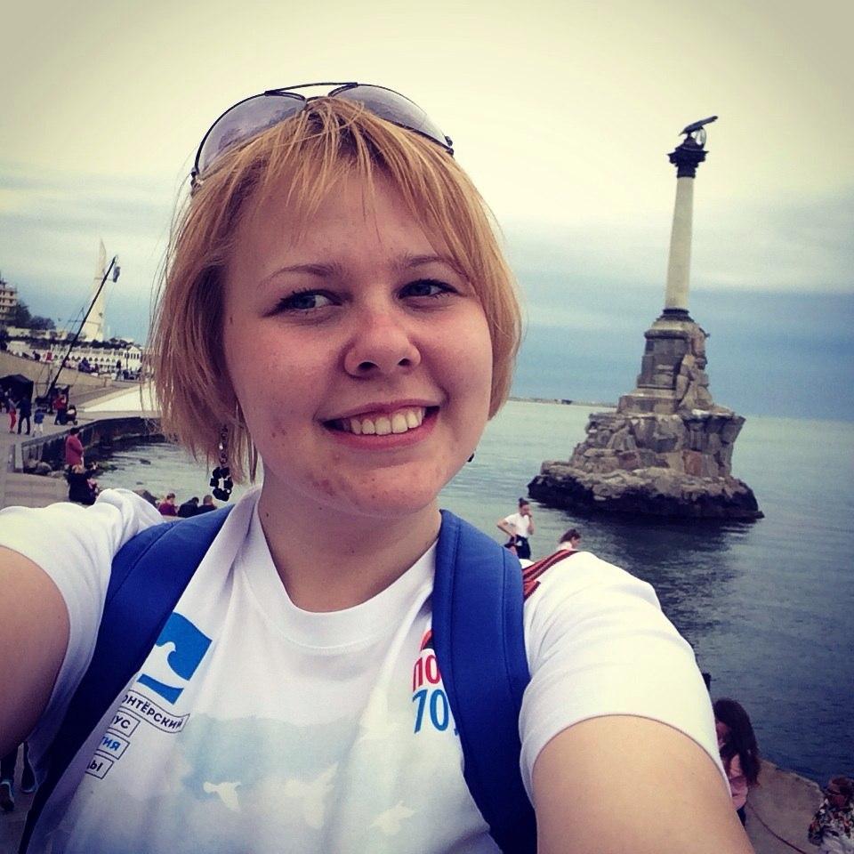 Легендарный Севастополь - город русских моряков