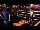 local thugs vs Pro Muay Thai fighters (complete version)