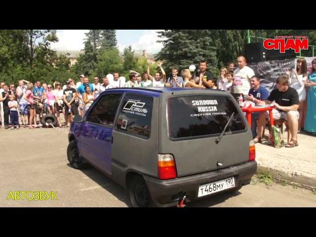 Автозвук 2013. г.Краснозаводск. Видеоотчет.