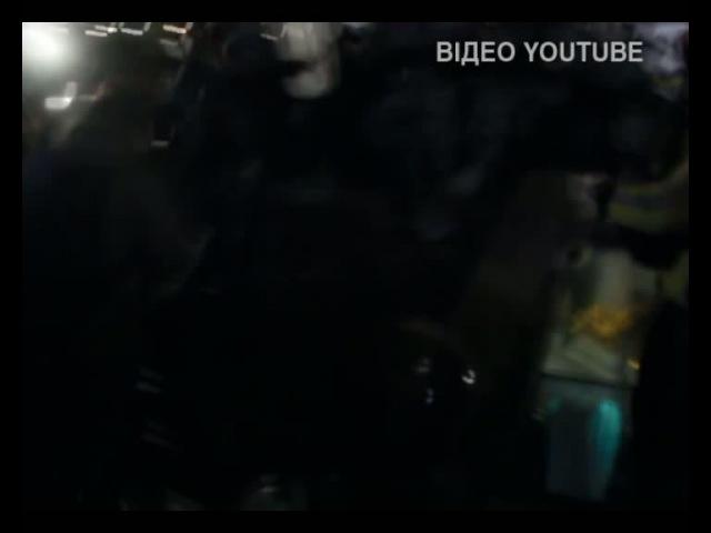 Відео новини - Як розганяли Майдан рік тому   «Факти»