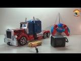 Transformers  Optimus prime обзор игрушки Оптимус Прайм г.Одесса