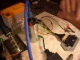 прибор для проверки камутатора и катушки эл.зажигания