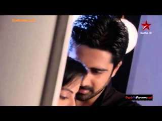 Astha and shlok tumhi ho love scene 7