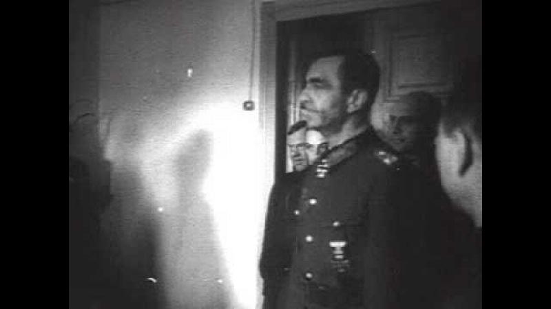 Капитуляция Паулюса под Сталинградом