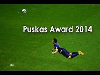 Голы номинанты на премию Пушкаша / Кто забил самый красивый гол в 2014 году?