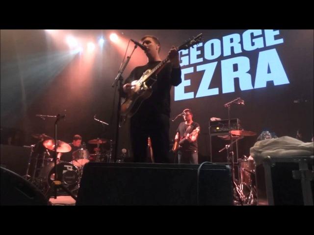 George Ezra @ Paris (Yoyo, Palais de Tokyo) - Cassy O - 28/10/2014