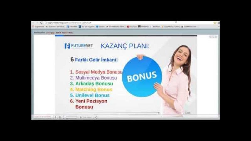 Futurenet nedir Futurenet Türkiye online sunum