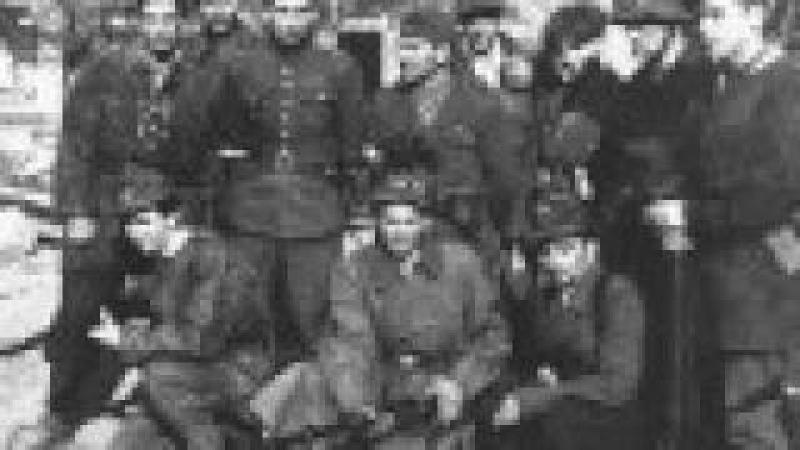 Chłopcy silni jak stal - Powstanie Warszawskie