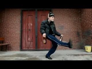 Гопник танцует пасодобль