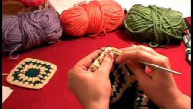 7 Урок Вязание крючком. Сборка тапок. Тапочки крючком. Slippers crochet tutorial knitting crochet