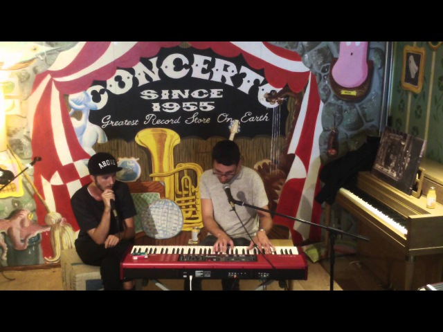 Oscar the Wolf Instore @ Concerto 10714