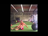 Luke Rockhold balance training failed and working ropes