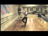 Summer Glau Dance (Summer Glau rehearsal for Terminator The Sarah Connor Chronicles.)