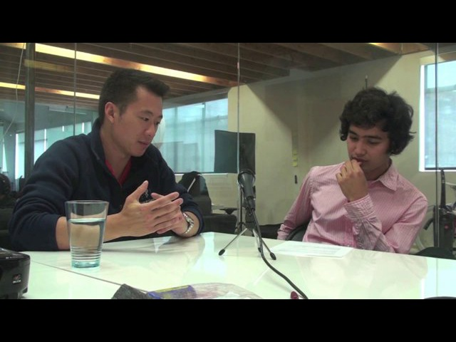 Princeton Startup TV 12: Justin Kan on founding Justin.TV, TwitchTV, Socialcam and Exec