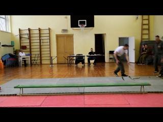 показуха рукопашный бой 2015 в Санкт-Петербурге РОСС