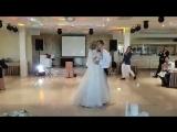 Свадебный танец. Никита и Виктория. Венский вальс