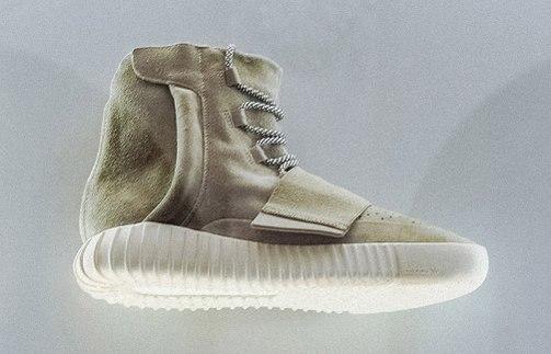 Кроссовки Kanye West