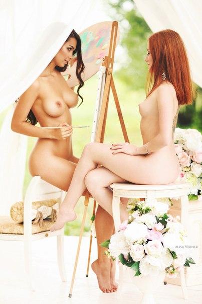 verner nude alisa