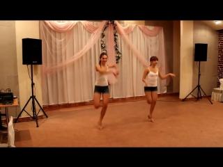 Девушки - Латино-Американские Танцы-Джайв !