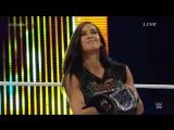 (WWEWM) Survivor Series 2014 - AJ Lee (c) vs. Nikki Bella (Divas Championship)