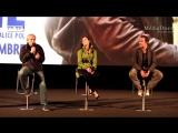 Claude Lelouch, Elsa Zylberstein et Jean Dujardin