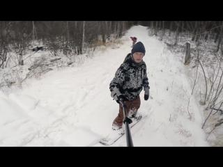 Сноуборд барсвово 25.10.2015