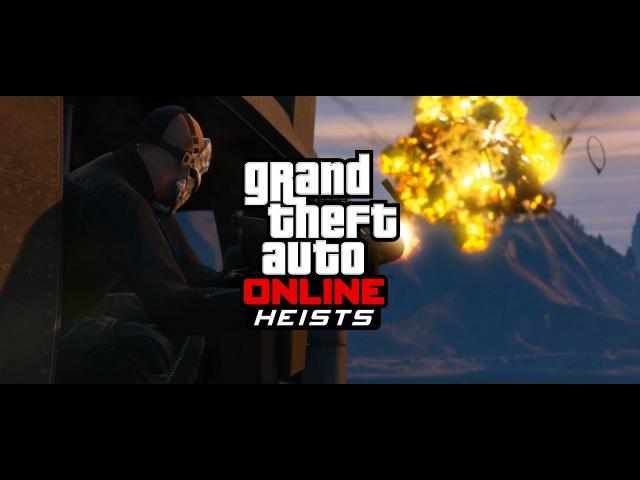 Видео ограблений GTA Online