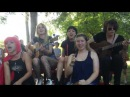 You Don't Love Me Like You Should - Hey Violet ASL at Acoustic Hangout at ROWYSO Bristow