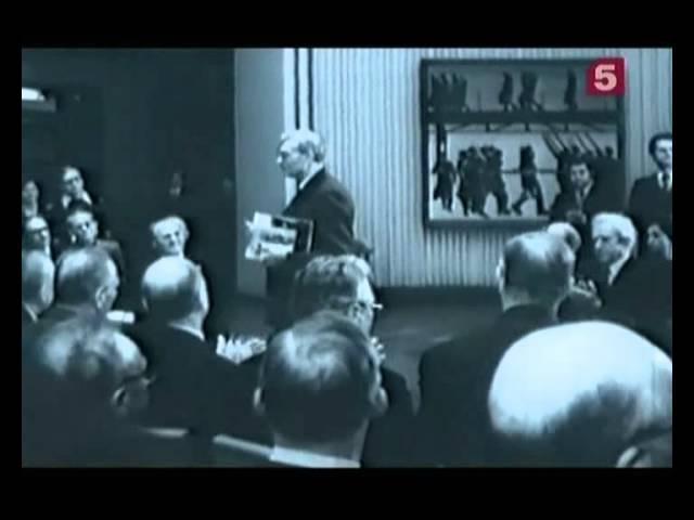 Живая история Михаил Суслов Человек без лица