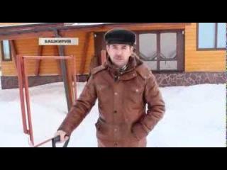 Житель Башкирии построил умный дом и теперь не платит за коммунальные услуги
