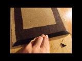 Как изготовить рамки для картин в домашних условиях/How to make picture frames at home