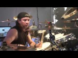 DragonForce heroes of our time drum