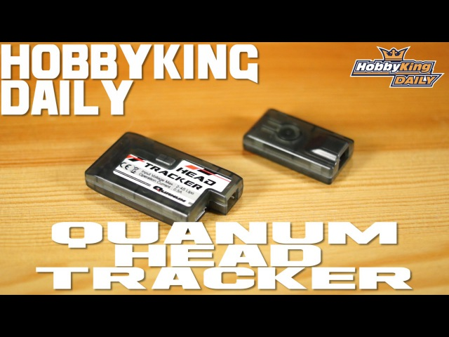 Quanum 3 Axis Head Tracker - HobbyKing Daily