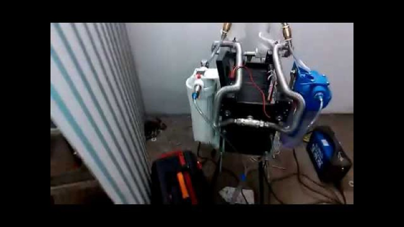 электролизер устройство защита от обратного удара